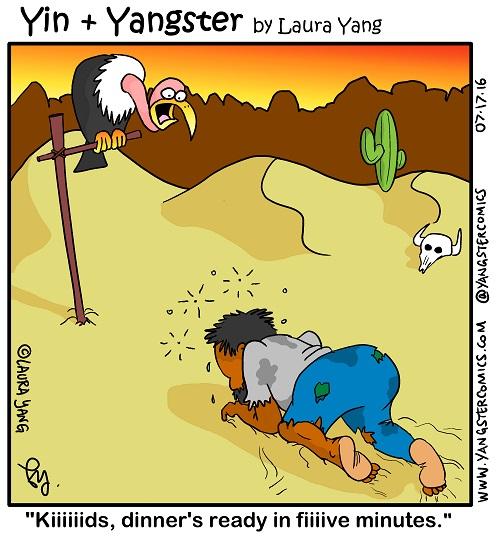 vulture-dinner-ready-served-desert